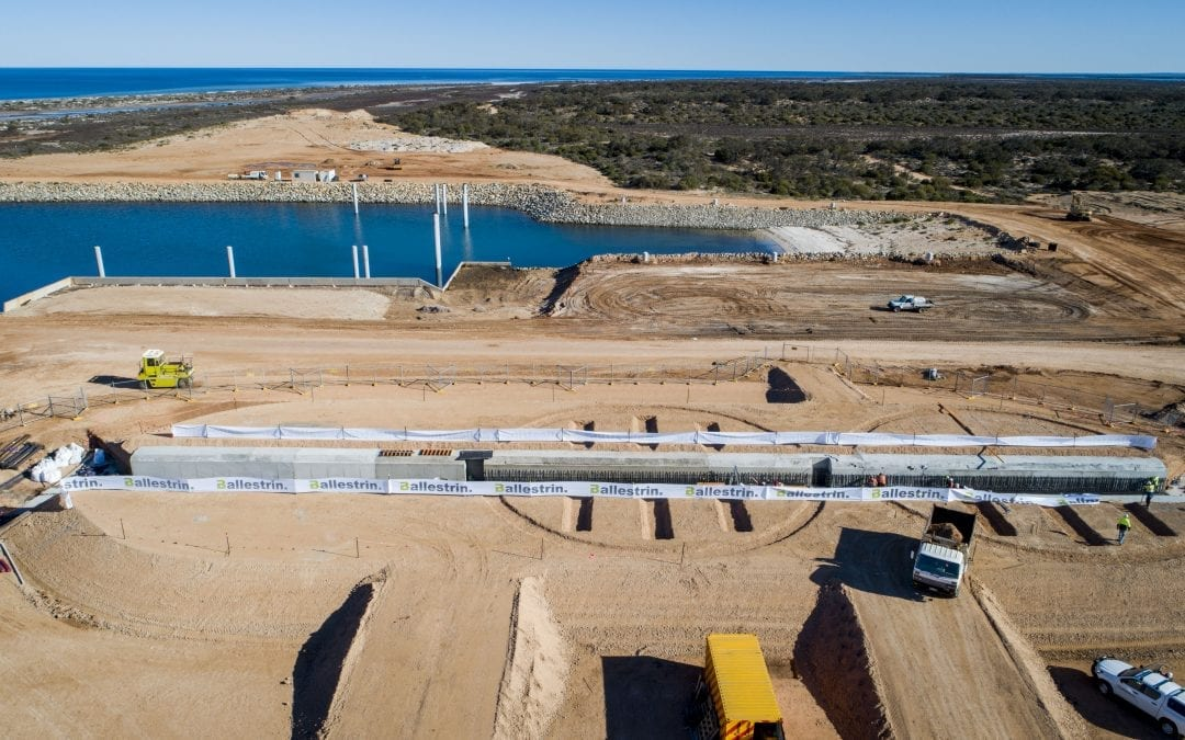 T-Ports on track to receive grower deliveries in harvest 2019