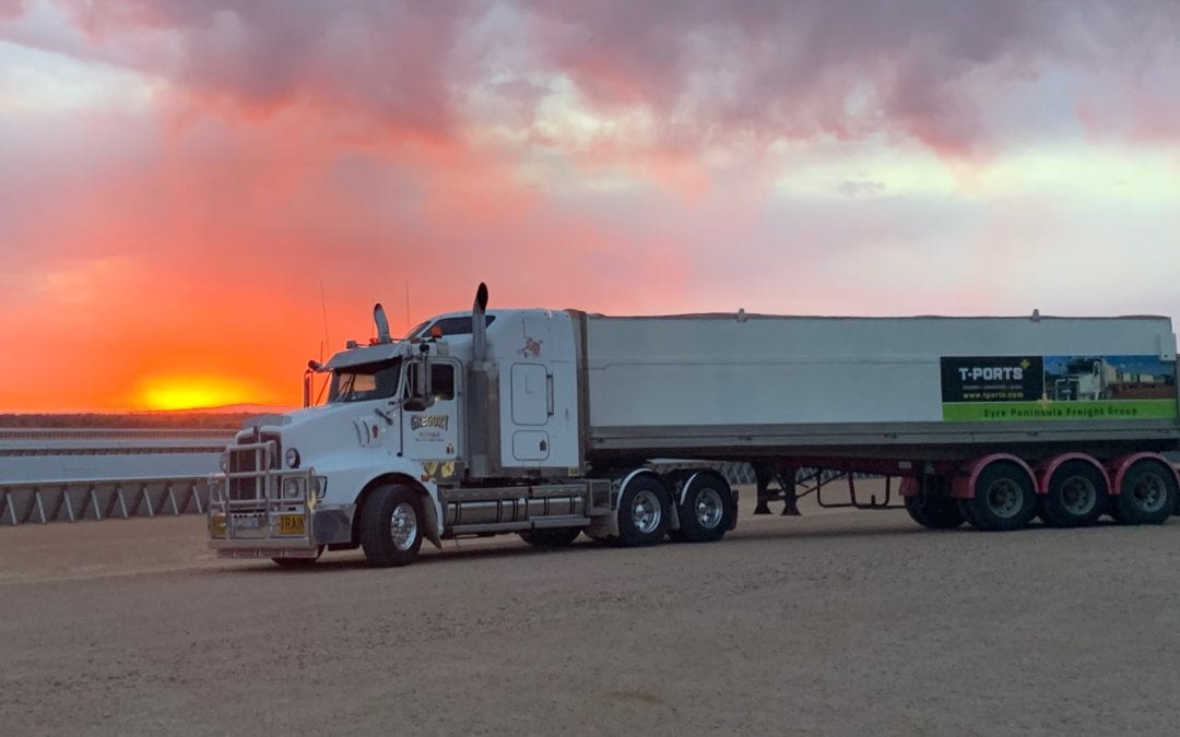 T-Ports supports local grain carriers through new freight group